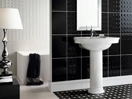 bathrooms ideas with tile best 25 black white bathrooms ideas on impressive design