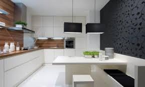 cuisine blanche bois cuisine ikea blanche et bois gallery of idud cuisine gris et blanc