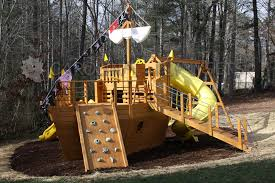 Pirate Ship Backyard Playset by How To Freecycle And Repurpose Tutorials Pirate Ships