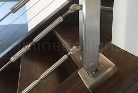 Steel Banister Rails Stainless Steel Railing Of Cable Glass Bar U0026 Handrail Brackets