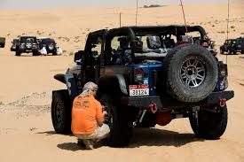 jeep jamboree 2017 experiencing the 2017 jeep jamboree uae yallamotor