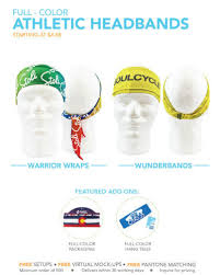 athletic headbands athletic headband pop promos