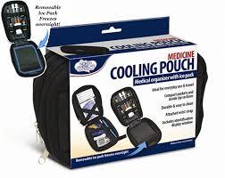 travel cooler images Medicine cooling pouch diabetic insulin travel cooler case pack jpg
