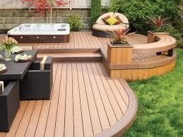 Cheap Backyard Landscaping Ideas by 49 Best Timbertech Decks Images On Pinterest Outdoor Living