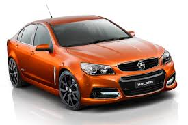 holden ute ss chevrolet ss previewed by holden vf commodore ss v show car