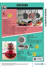 cuisine multifonction leclerc e leclerc pouvoirs d achat 5 cataloguespromo com
