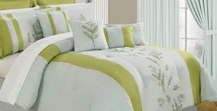 bedding set white patterned bedding amiable cream and black