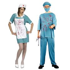 Halloween Costumes Nurse Buy Wholesale Scary Nurse Costume China Scary Nurse