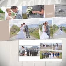 Wedding Magazine Template Wedding Album Template Forever 10x10 Wedding Book Template For