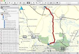 Routing Maps by Life Rebooted U2013 Creating Route Maps With Openstreetmap