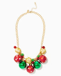 ornament statement necklace charming