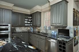 recently grey kitchen cabinets blue grey kitchen cabinets blue