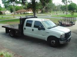 used ford work trucks for sale purchase used ford f350 dually duty work truck crew cab