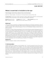 Whats Included In 96u by What Is Essential Is Invisible To The Eye Pdf Download Available