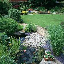 Backyard Pond Landscaping Ideas Triyae Com U003d Easy Backyard Pond Ideas Various Design Inspiration
