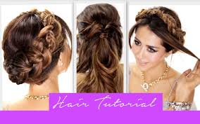 3 amazingly easy back to hairstyles cute braids hairstyle