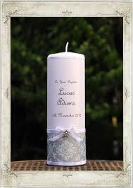 christening candles best 25 baptism candle ideas on baptism decorations