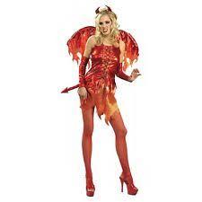 rubie u0027s halloween devil costumes for women ebay