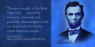 abraham lincoln thanksgiving national picture the things