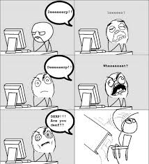 Derp Meme Comic - derp are you deaf rage comic daily picks and flicks