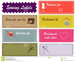 Pantone Colors by Sewing Labels Pantone Colors Royalty Free Stock Image Image