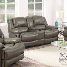 Rocking Reclining Loveseat With Console Marshall Avenue Power Reclining Loveseat With Console U2013 Jennifer