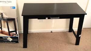 mainstays writing table from wallmart youtube