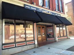 Alpha Awnings The Smoke Pit Restaurant Awnings Downtown Salisbury Nc Yelp