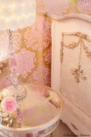 Pink Gold Bedroom Design Reveal Pink Gold Ivory Baby U0027s Nursery