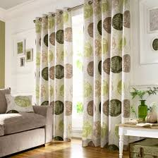 buy brightwood green eyelet curtains online home focus at hickeys