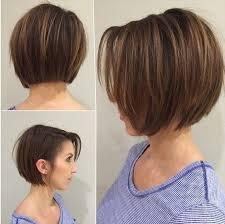 long bob thin hair heavy woman 15 fabulous short layered hairstyles for girls and women short