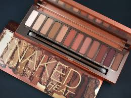 urban decay heat eyeshadow palette review and swatches
