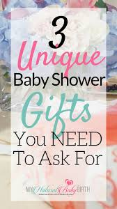 unique baby shower 3 unique baby shower gifts you need to ask for