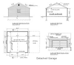 Detached Garage Floor Plans Southern Style House Plan 4 Beds 2 50 Baths 1758 Sq Ft Plan 3 144