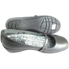 skechers go shoes women flat shoes staple women u0027s silver pewter