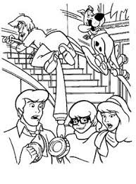 printable scooby doo coloring pages kids cool2bkids