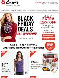 carsons black friday sale carson u0027s black friday door buster deals end today milled