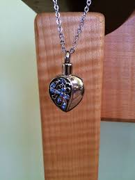 cremation pendants 165 best cremation pendants and cremation information images on