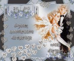 25 ans de mariage texte anniversaire du mariage 25 ans comment et où trouver