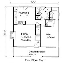 cape floor plans house plan 49128 at familyhomeplans
