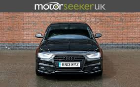 used 2013 audi a4 2 0 tdi 143 black edition privacy glass upgrade