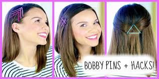 10 life changing beauty hacks using hair clipskhoobsurati