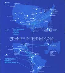 Piedmont Airlines Route Map by Pan Am Route Map 1980 Airline Route Maps Pinterest