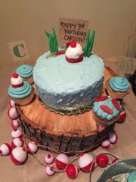 25 fishing cake ideas fishing cupcakes
