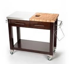 Kitchen Work Tables Islands by Chris U0026 Chris Portable Work Stations Chop U0026 Drop