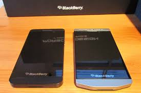 hands on with blackberry u0027s 2 300 porsche design smartphone