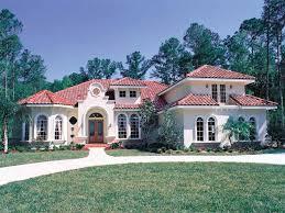 mediterranean style house exterior so replica houses