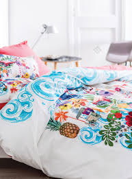 Home Decor Online Shops Island Vibes Carré Blanc Paris X Simons Maison Bedding Home