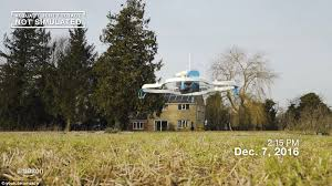 amazon black friday drone amazon u0027s first drone delivery was to the company u0027s next door