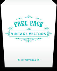 free vintage ornaments illustrations and borders